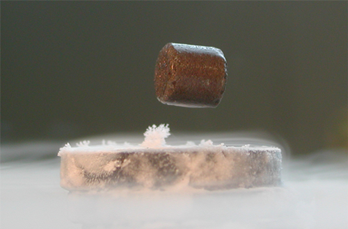 physics superconductors Members of the superconductivity group in durham have published some of the  most  the physics of this new class of high magnetic field superconductors.